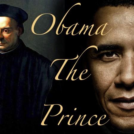 machiavelli prince is obama