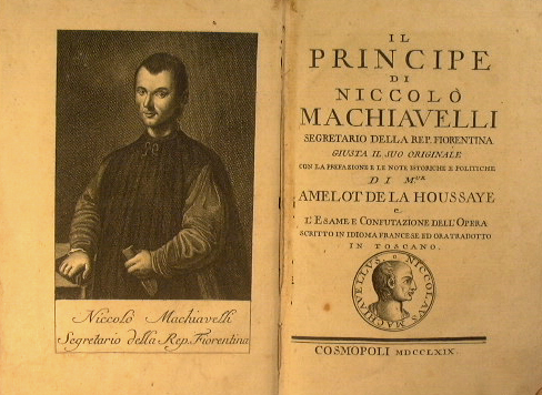 machiavelli the power of fear essay The prince by machiavelli research papers machiavelli exemplified state power in his book the prince because fear depends on oneself.