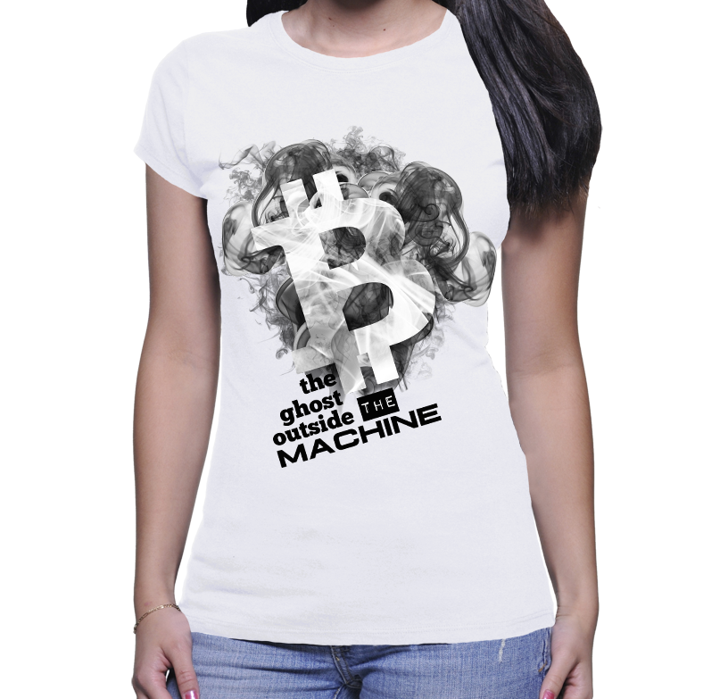 Declaration of Bitcoin's Independence Shirt