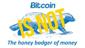 honey badger bitcoin