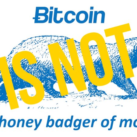 honey badger bitcoin