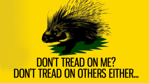 corruption in libertarian movement