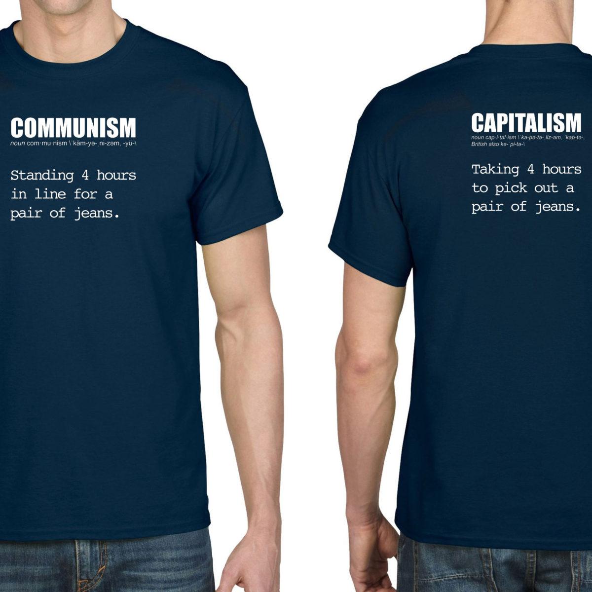 capitalism shirt